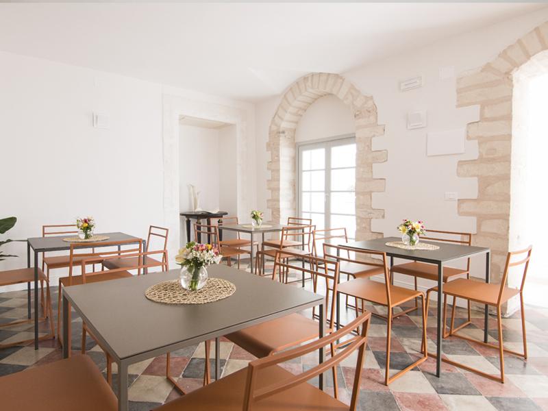 Colazione interna - Dimora Cummà Marì - bed e breakfast a Vieste sul Gargano