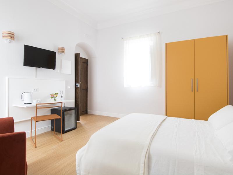 Crillo - camera superior - Dimora Cumma Marì - bed e breakfast a Vieste sul Gargano