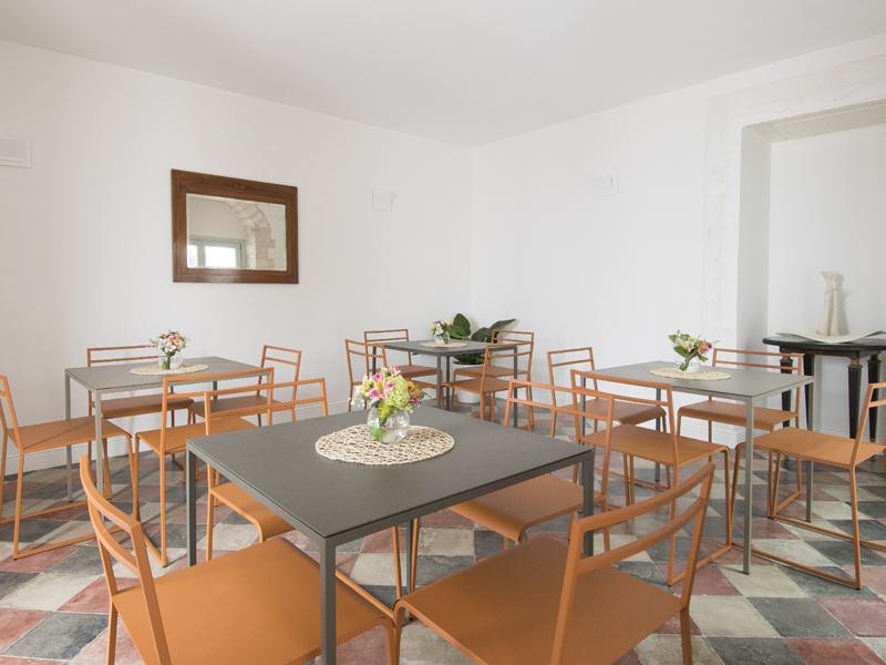 ala colazioni interna - Dimora Cummà Marì - bed e breakfast a Vieste sul Gargano